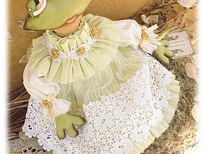 Уникальная волшебная лягушка,приносящая чудеса!Помогите Диего | Ярмарка Мастеров - ручная работа, handmade