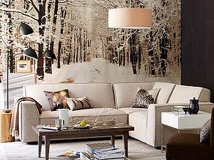 Интерьер, который будет согревать холодными зимними вечерами | Ярмарка Мастеров - ручная работа, handmade