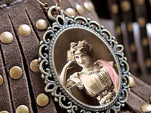 Фотографии леди начала века. Ярмарка Мастеров - ручная работа, handmade.