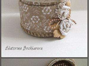 Шкатулочка - теплый подарок | Ярмарка Мастеров - ручная работа, handmade