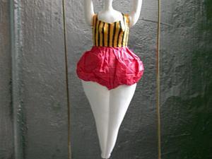 Моделирование из папье-маше: скульптура и кукла с подвижными деталями. | Ярмарка Мастеров - ручная работа, handmade