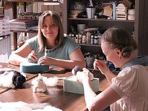 5 мифов о валянии. Избавляемся от стереотипов. Ярмарка Мастеров - ручная работа, handmade.