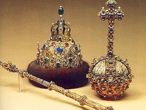Царские венцы Российских самодержцев | Ярмарка Мастеров - ручная работа, handmade