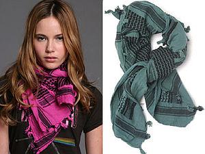 Способы завязывания шарфов | Ярмарка Мастеров - ручная работа, handmade