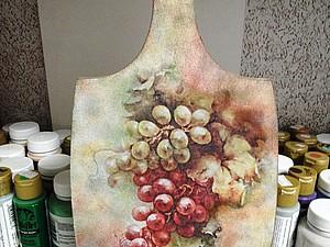 «Дымчатая Вуаль» нежные тени акрилом   Ярмарка Мастеров - ручная работа, handmade