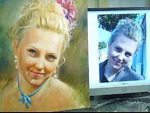 Видео мастер-класс: пробуем лессировки в портрете. Ярмарка Мастеров - ручная работа, handmade.