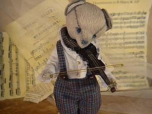 Скрипач Антонио | Ярмарка Мастеров - ручная работа, handmade