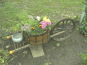 Поделки своими руками для сада-огорода-цветника. | Ярмарка Мастеров - ручная работа, handmade