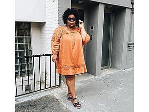 Стильные образы для модниц Plus Size: 30 интересных нарядов. Ярмарка Мастеров - ручная работа, handmade.