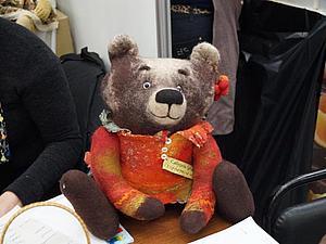 Х Международный салон кукол. Медведи. И не только.   Ярмарка Мастеров - ручная работа, handmade