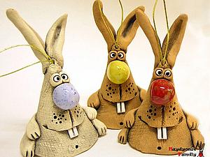 Мастер - класс по созданию зайца. Ярмарка Мастеров - ручная работа, handmade.