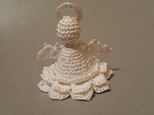 Новогодний ангел | Ярмарка Мастеров - ручная работа, handmade