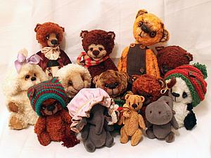 Hello Teddy, 2013   Ярмарка Мастеров - ручная работа, handmade