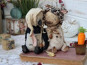 МК по мишке ( собаке, бегемоту) в Нижнем Новгороде | Ярмарка Мастеров - ручная работа, handmade