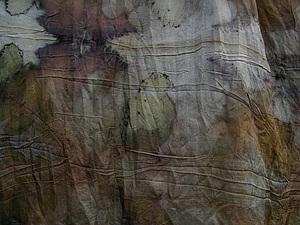 Натуральное крашение тканей в технике ЭКО ПРИНТ. г.Санкт-Петербург | Ярмарка Мастеров - ручная работа, handmade
