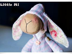 Шьем овечку в костюме зайчика. Часть 1 | Ярмарка Мастеров - ручная работа, handmade