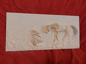 Делаем объемное панно. Ярмарка Мастеров - ручная работа, handmade.