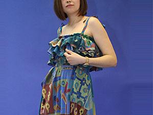 Скидка 25% на длинное платье-сарафан Этника! | Ярмарка Мастеров - ручная работа, handmade