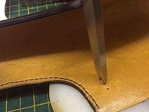 Кожаная кобура для Colt 1911-A1.45 (Часть 4) | Ярмарка Мастеров - ручная работа, handmade