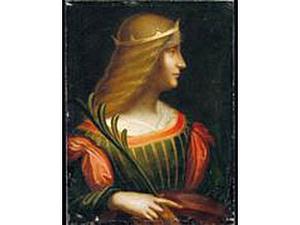 Найдена неизвестная картина Леонардо да Винчи. Ярмарка Мастеров - ручная работа, handmade.
