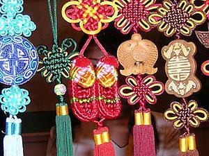Хитросплетение и мистика китайских узлов. Ярмарка Мастеров - ручная работа, handmade.