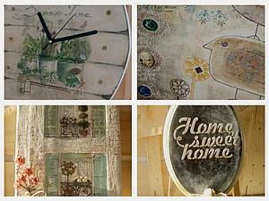 Очередная творческая лихорадка... | Ярмарка Мастеров - ручная работа, handmade
