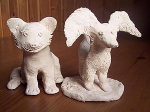 Лепим Для Души! Занятие лепкой из глины для детей и взрослых | Ярмарка Мастеров - ручная работа, handmade