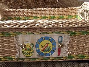 Осваиваем азы плетения. Часть вторая. Ярмарка Мастеров - ручная работа, handmade.