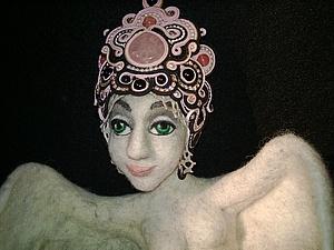 Формирование головы куклы часть 2. Ярмарка Мастеров - ручная работа, handmade.
