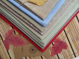 Классические материалы для вышивания: плюсы и минусы. Ярмарка Мастеров - ручная работа, handmade.