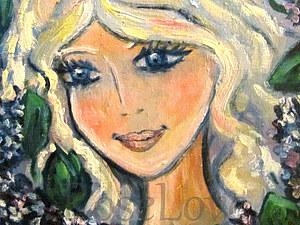 Удивительная история про волшебный мир при создании сказочной картины!!! | Ярмарка Мастеров - ручная работа, handmade