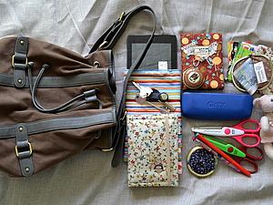 Текстильные блокнотики в повседневной жизни. | Ярмарка Мастеров - ручная работа, handmade
