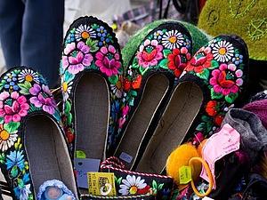 Традиционная мухуская вышивка. Ярмарка Мастеров - ручная работа, handmade.