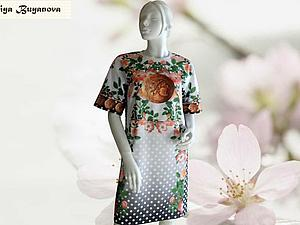 Новые ткани Dolce Gabbana весна-лето 2014 | Ярмарка Мастеров - ручная работа, handmade