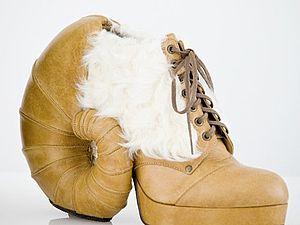 Вот это  Shoes Obsession, или Неординарный подход к обуви   Ярмарка Мастеров - ручная работа, handmade