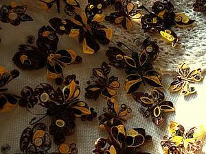 Про бабочек... | Ярмарка Мастеров - ручная работа, handmade