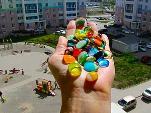 капельки или отходы в доходы...... | Ярмарка Мастеров - ручная работа, handmade