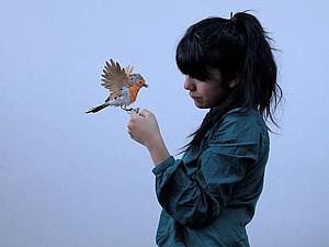 Почти живые птицы Diana Beltran Herrera | Ярмарка Мастеров - ручная работа, handmade