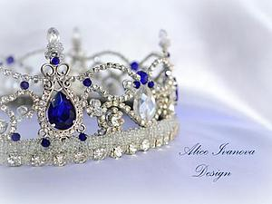 Мои короны | Ярмарка Мастеров - ручная работа, handmade