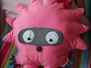 "Мастер-класс: ""нЕЖная подушка"". Ярмарка Мастеров - ручная работа, handmade."