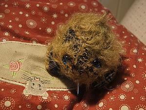 Мишка Тедди  (Мастер класс для начинающего в двух частях). Ярмарка Мастеров - ручная работа, handmade.