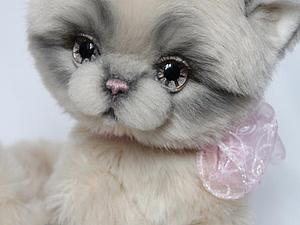 Мастер-класс по выстрижке и тонировке мишки-тедди.   Ярмарка Мастеров - ручная работа, handmade