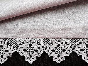 Как быстро вытрепать нитки для брахромы рушника | Ярмарка Мастеров - ручная работа, handmade