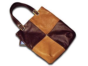 Сделать сумку из кожзама своими руками