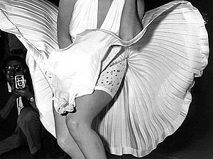 Marilyn Monroe. Легендарное платье. Ярмарка Мастеров - ручная работа, handmade.