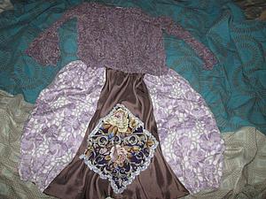 Платье Дюймовочка.(кастомайзинг) | Ярмарка Мастеров - ручная работа, handmade