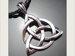 Трикветра (колесо жизни)   Ярмарка Мастеров - ручная работа, handmade