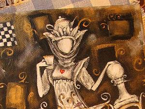 Сказка о Шахматной королеве   Ярмарка Мастеров - ручная работа, handmade