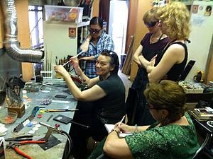 Отчёт о моих МК в Москве | Ярмарка Мастеров - ручная работа, handmade