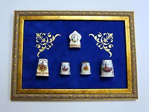 Рамочки для коллекций | Ярмарка Мастеров - ручная работа, handmade